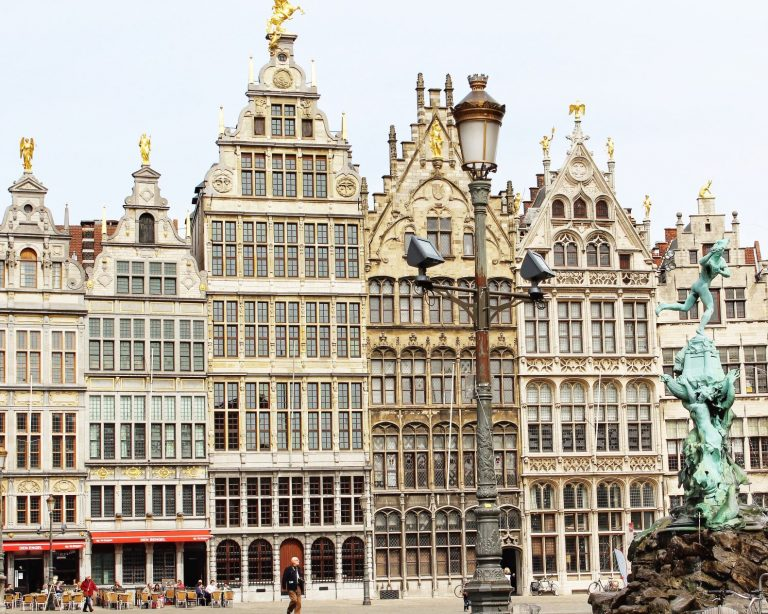 Antwerp. 5 must-see cities beyond Brussels