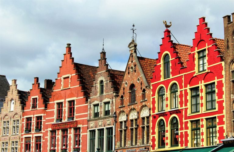 Bruges. 5 Cities Beyond Brussels