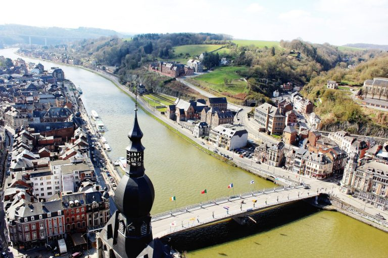 Dinant. 5 must-see cities beyond Brussels.