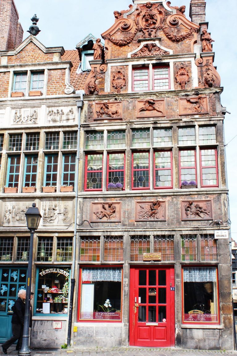 Ghent. 5 must-see cities beyond Brussels.