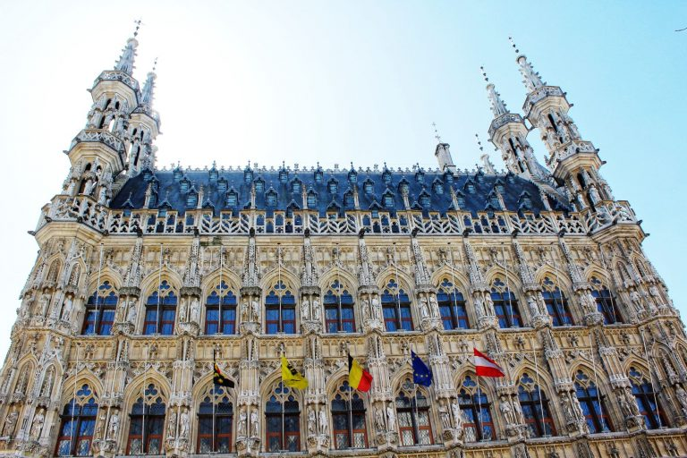 Leuven. 5 must-see cities beyond Brussels.