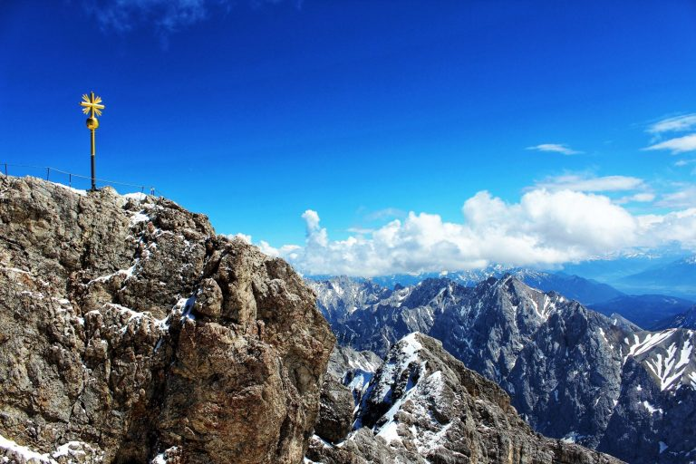 Visit Germany's highest mountain, Zugspitze