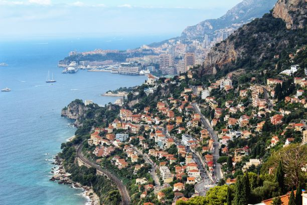 5 Hilltop Villages Close to Nice France | Roquebrune Cap Martin | www.DreamPlanExperience.com