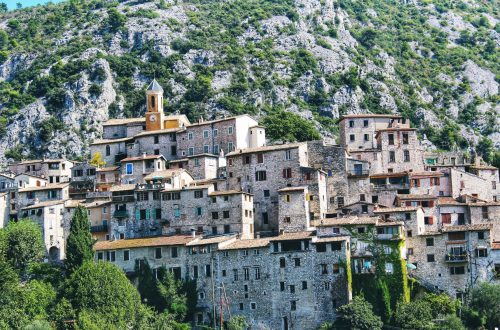 5 Hilltop Villages Close to Nice France