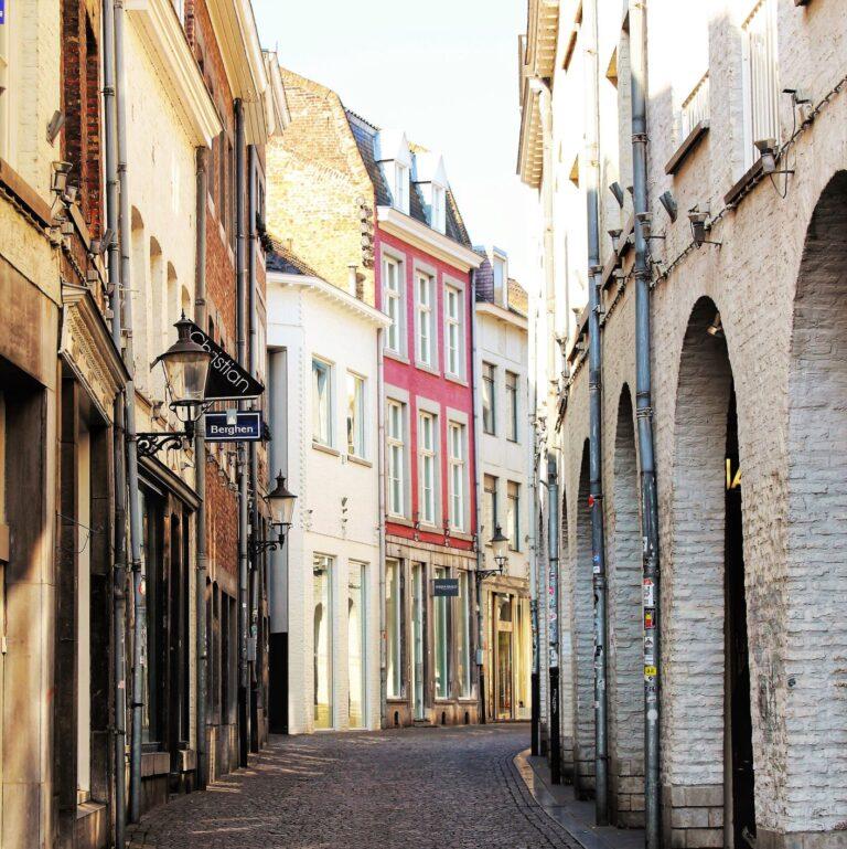 Visit Maastricht, Netherlands. A historic city chock full of landmarks.