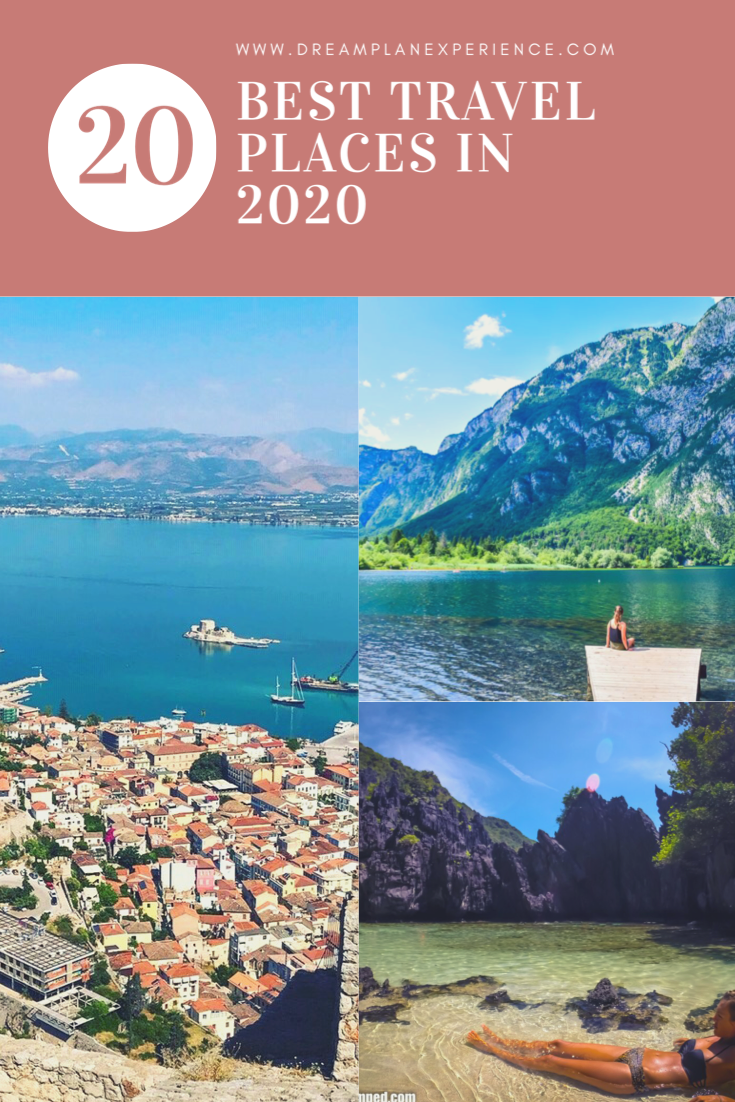 The 20 Best Travel Places in 2020 | DreamPlanExperience.com