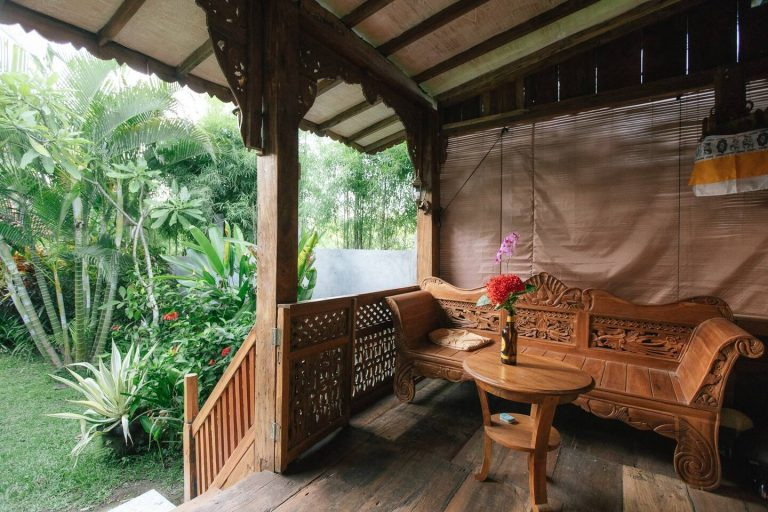 Stay at Java Cabin Wooden house in Canggu Bali | Best Airbnb Properties Around the World