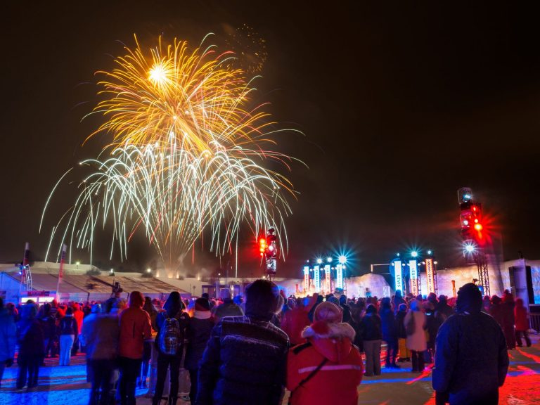 Carnaval Quebec City Canada | The 20 Best Travel Places in 2020 | DreamPlanExperience.com
