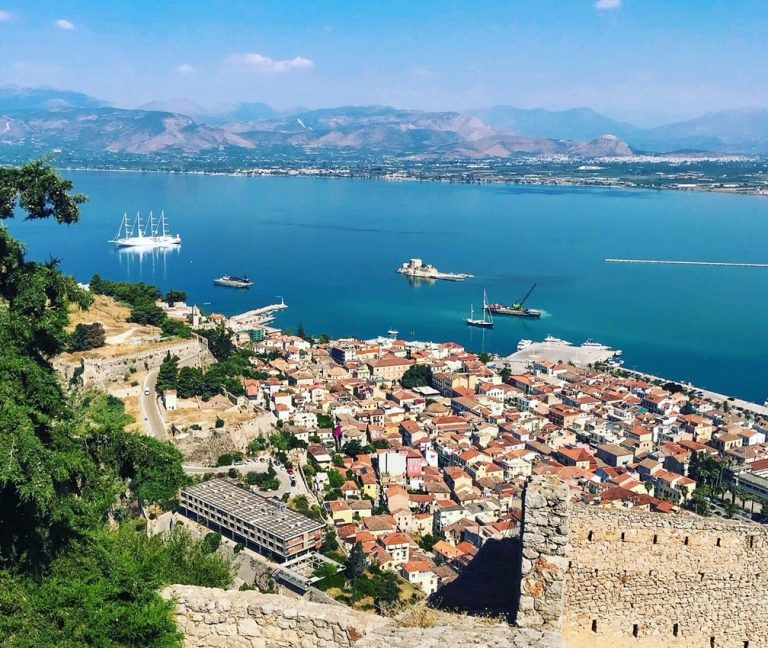 Nafplio Greece | The 20 Best Travel Places in 2020 | DreamPlanExperience.com