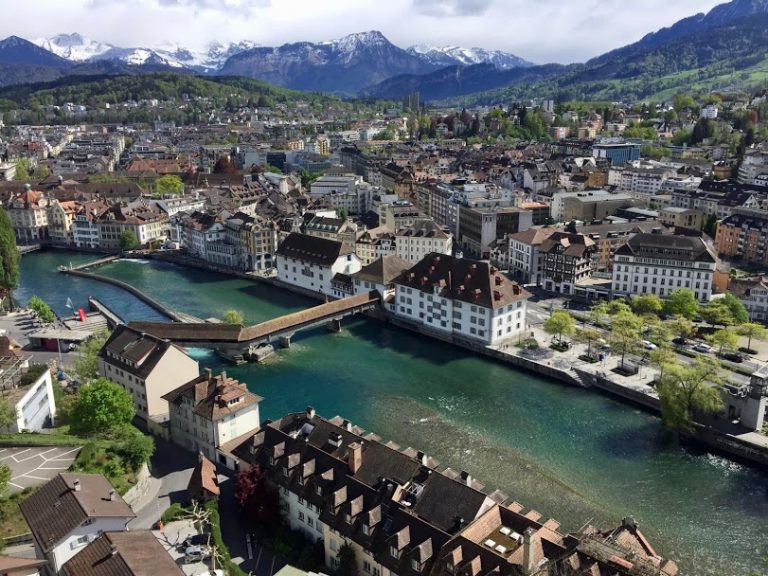 Lucerne Switzerland | The 20 Best Travel Places in 2020 | DreamPlanExperience.com