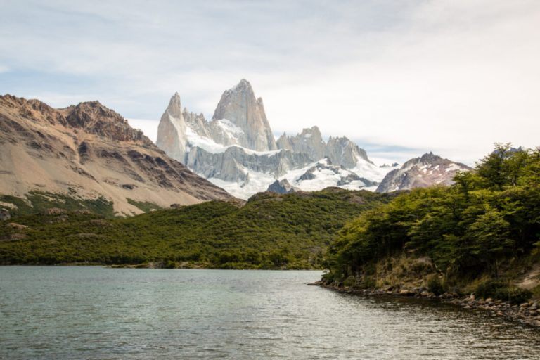 El Chaltén is a village located in Los Glaciares National Park in Argentina. It is dubbed Argentina's trekking capital with tons of hikes to choose from.