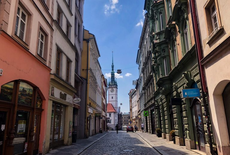 Everybody in the Czech Republic knows Olomouc as one of the most charming cities in the country. Abroad, it's virtually unknown.