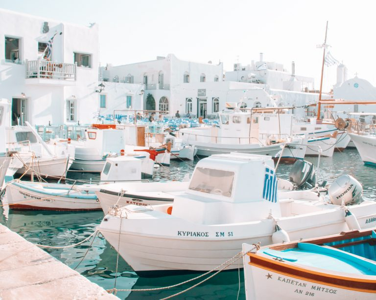 A great place that is not well known to a lot of people is the Greek island of Paros. Paros has many picturesque towns that are great examples of Greek architecture and culture.