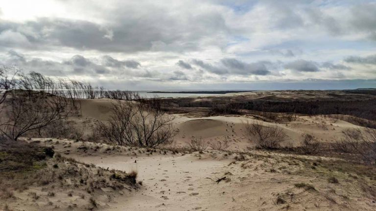 Curonian Spit. You can find this peninsula on the Baltic coast in Lithuania, and it's perfect if you want to escape the crowds and explore a region that is not well-known amongst international travellers.