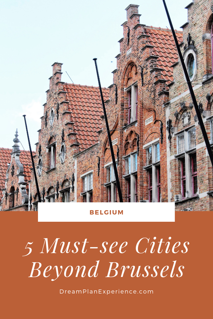 Looking for cities in close proximity to Brussels? Here are 5 that will make a great day trip.