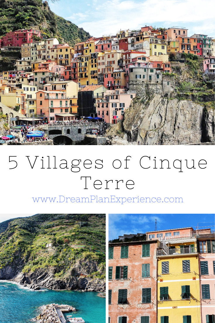 5 Villages of Cinque Terre | www.DreamPlanExperience.com