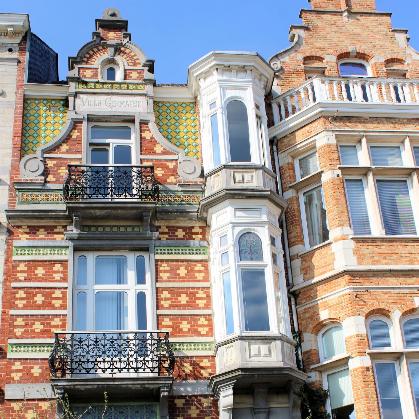 A Tour of Art Nouveau Architecture in Brussels