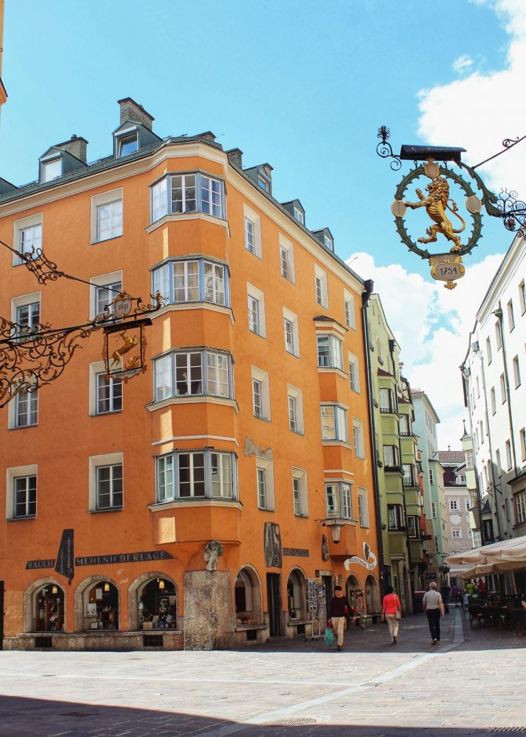 Awe-struck in Innsbruck Austria. Tour the charming alpine old town | www.DreamPlanExperience.com