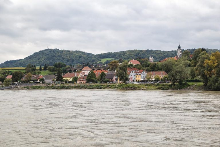 Austria's Wachau Valley frames a scenic stretch of the Danube River, between the towns of Melk and Krems, and was designated as a UNESCO World Heritage Site in 2000.