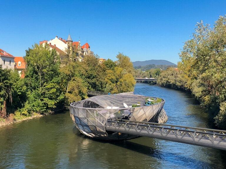 The historical city centre of Graz, Austria has been designated a UNESCO World Heritage Site