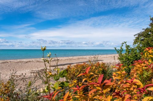 Ontario's West Coast is from Grand Bend to Bayfield to Goderich.
