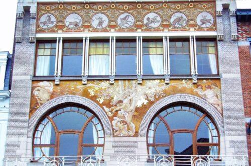 A Tour of Art Nouveau Architecture in Brussels