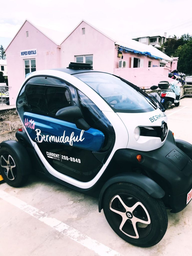 Rent a Tizzy while in Bermuda as your fun way to see the island | www.DreamPlanExperience.com