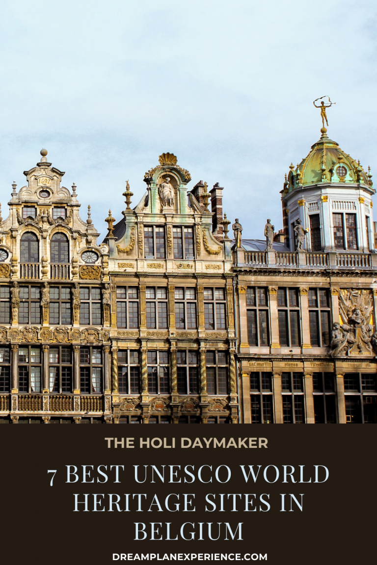 Check out the 7 best UNESCO World Heritage sites in Belgium #Belgium