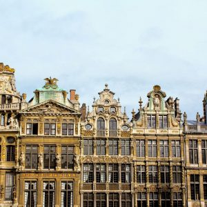 13 UNESCO World Heritage Sites through Belgium