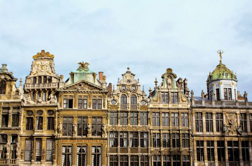 13 UNESCO World Heritage Sites through Belgium