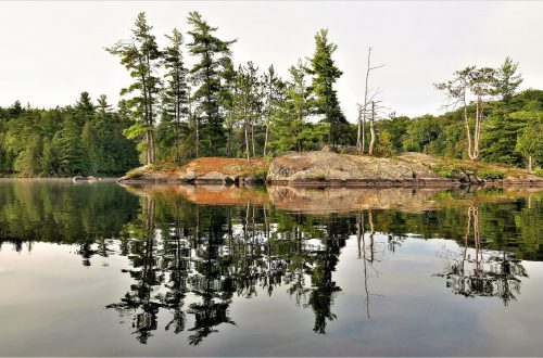 Escape to Ontario's Cottage Country - Muskoka.