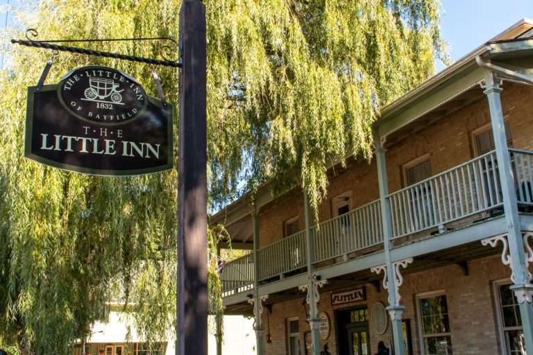 Bayfield, Ontario - check out the best places to stay.