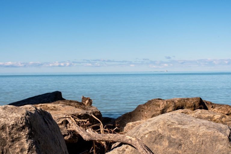 Bayfield Ontario sits on the shore of Lake Huron. There are 3 public beaches in this small village.