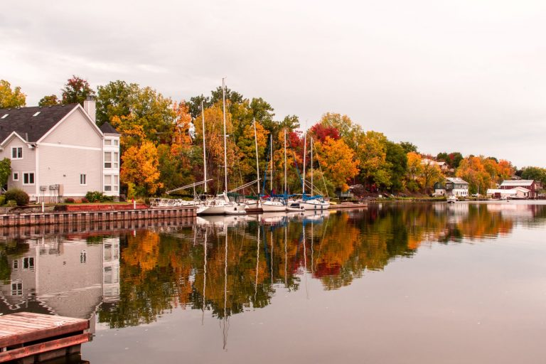 Picton, Ontario - a small town in Prince Edward County. What to see, do, eat and stay while visiting the County.
