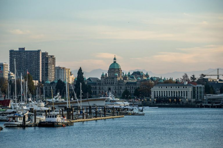 Victoria, the capital city of BC | Canada's Coolest Capital Cities | www.dreamplanexperience.com