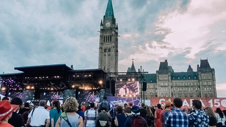 Ottawa, the capital city of Canada featured in Canada's Coolest Capital Cities | www.dreamplanexperience.com