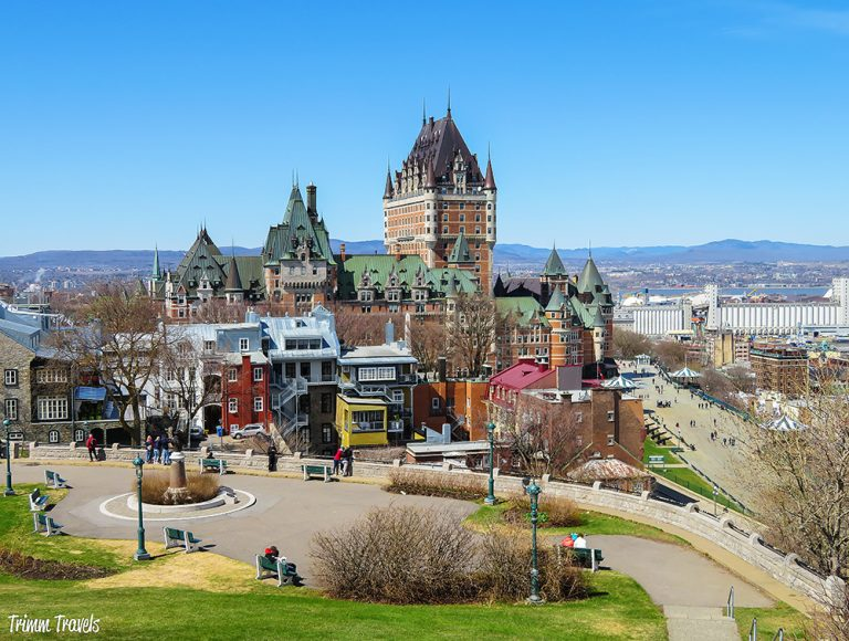 Quebec City | Coolest Capital Cities in Canada | www.dreamplanexperience.com