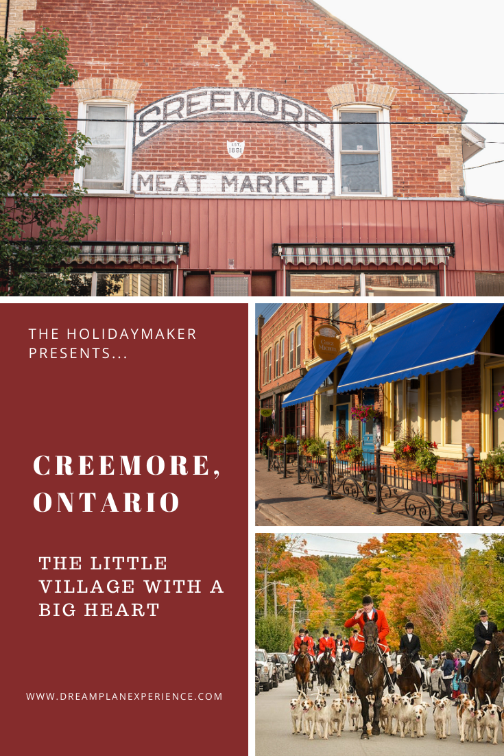 Visit Creemore,Ontario the little village with a big heart