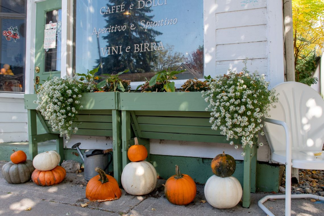Visit Enid Grace Culinary & Piccolina - the dreamiest cafe in Wellington, Prince Edward County, Ontario