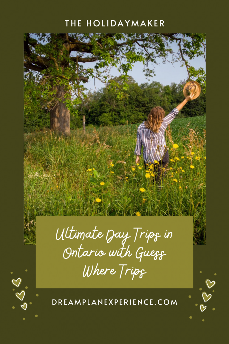 Guess Where Trips creates exciting surprise itineraries bringing you to new places in Ontario.