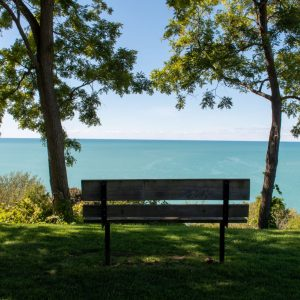 One of Ontario's prettiest town, Goderich, that sits on the shore of Lake Huron