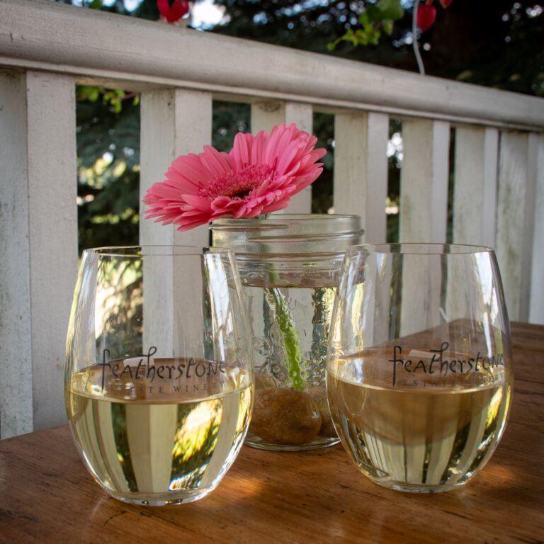 Featherstone lies in the Twenty Bench sub-appellation in Vineland | The 5 Best Dog-Friendly Wineries in Niagara Region