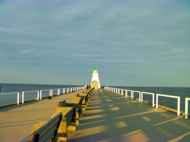 Port Dover is a laid-back beach town located on the shores of Lake Erie in Norkolk County, Ontario.
