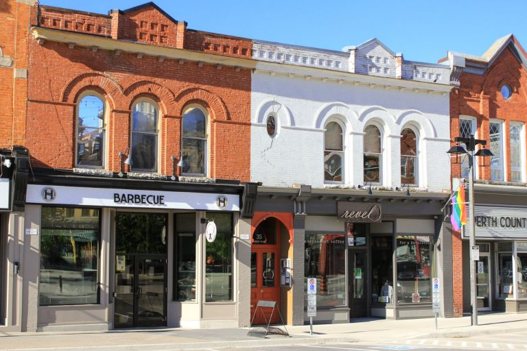 Stratford, the cultural small town is more than just the Stratford Festival | Best Small Towns in Ontario | www.DreamPlanExperience.com