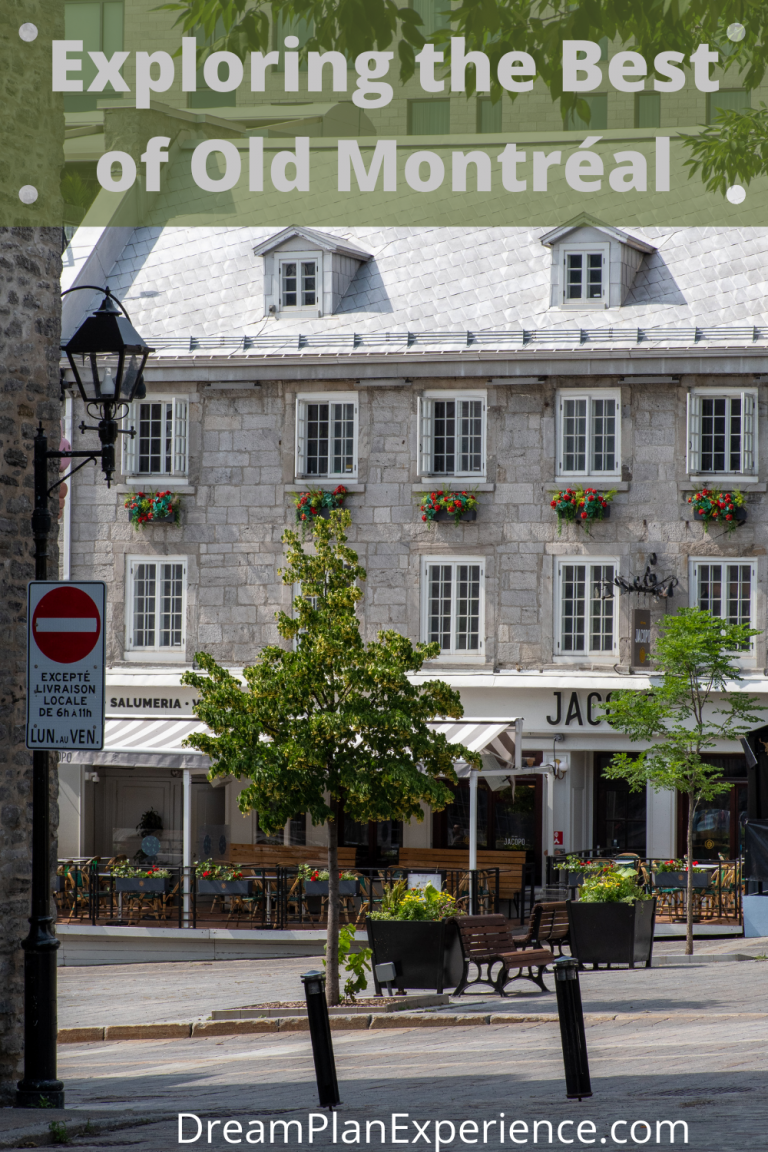 Take a walking tour of Old Montreal, Quebec and discover the best sites to see and things to do