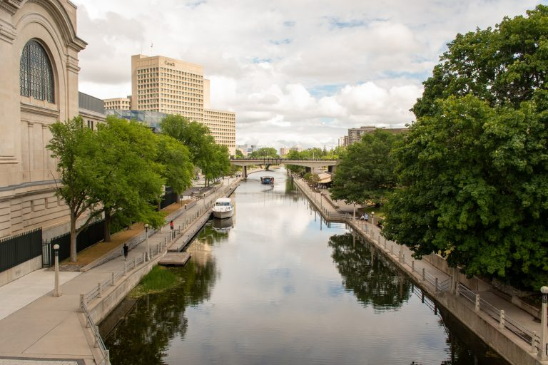 The Rideau Canal in Ottawa | The 10 Best Things to Do in Ottawa | www.DreamPlanExperience.com