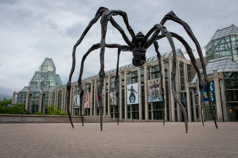 Visit North America's largest art museum at the National Gallery of Canada in Ottawa | The 10 Best Things to Do in Ottawa | www.DreamPlanExperience.com
