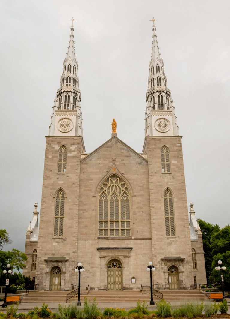 Ottawa's Notre Dame Basilica | The 10 Best Things to Do in Ottawa | www.DreamPlanExperience.com