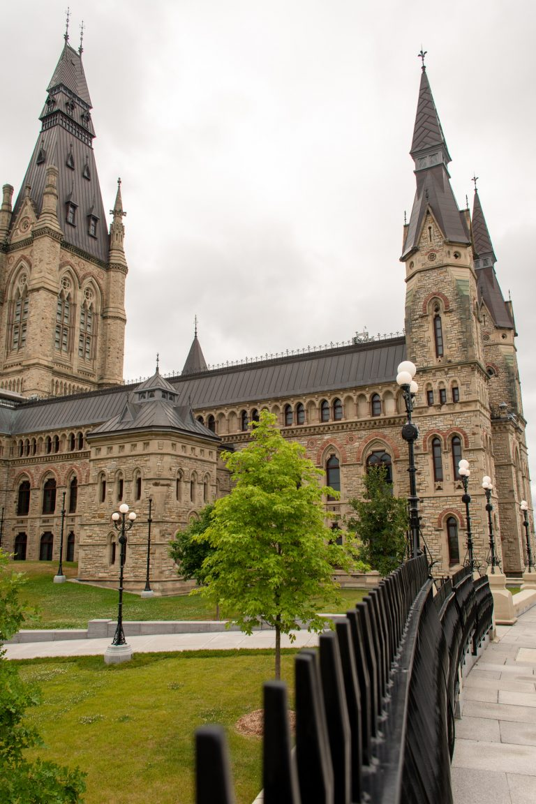 Ottawa's Parliament Buildings | The 10 Best Things to do in Ottawa | www.DreamPlanExperience.com