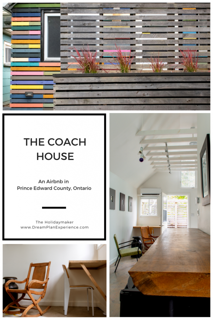 Stay at this vintage, modern Airbnb in Prince Edward County, Ontario